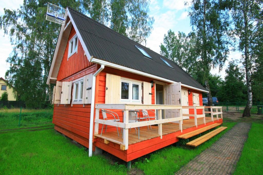 Domki drewniane 01